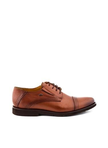 Dr.Flexer 21402 HakıkıDerıErkek Comfort Büyük Numaralı Ayakkabı Taba Taba